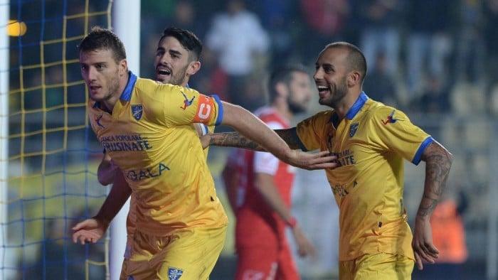 """Frosinone, parla Daniel Ciofani: """"Voglio arrivare in doppia cifra. Sogno il Milan"""""""