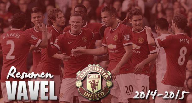 Manchester United 2014/2015: un equipo que sigue en construcción