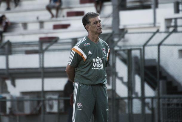 Após oito jogos, Ricardo Drubscky não é mais técnico do Fluminense