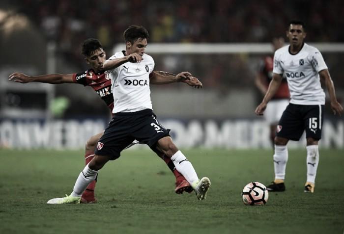 """Campeão pelo Independiente, Tagliafico comemora 'sonho realizado': """"Esse grupo merece"""""""