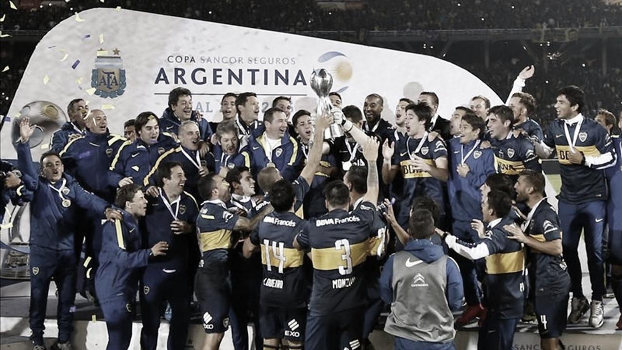 Rival confirmado para Boca en la Copa Argentina