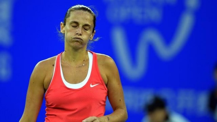 WTA Kuala Lumpur: subito fuori Roberta Vinci, bene la Svitolina