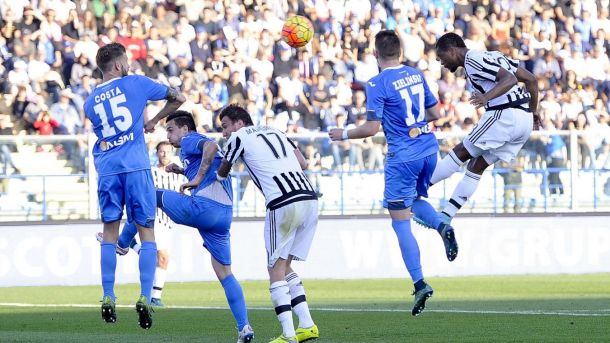 La Juve mette la seconda: 1-3 con l'Empoli