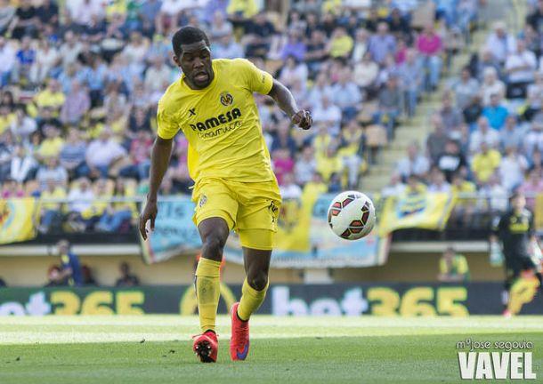 """Campbell: """"Tenía ganas de marcar con el Villarreal"""""""
