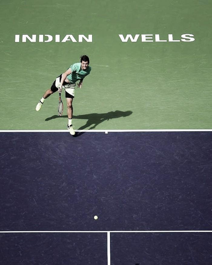 Indian Wells: Taylor Fritz elimina a Marin Cilic en segunda ronda
