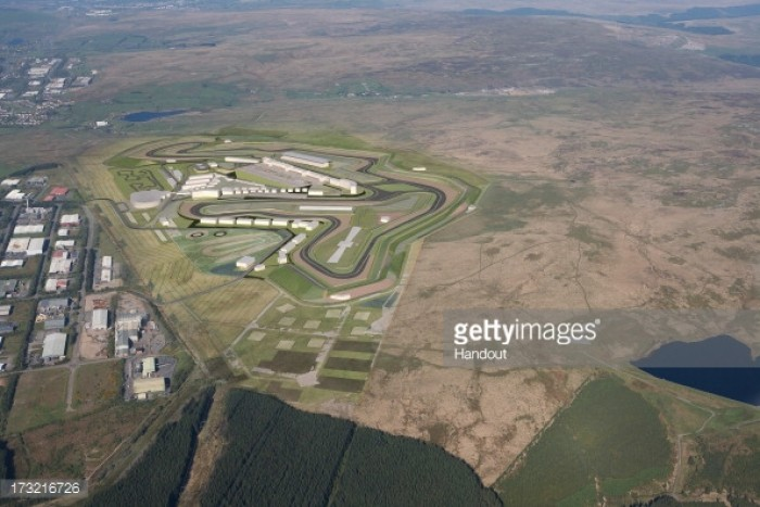 Welsh Government reject bid to fund Circuit of Wales project