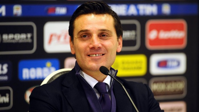 Vincenzo Montella è il nuovo allenatore del Milan: il comunicato