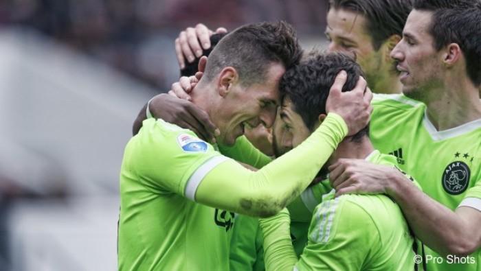 Eredivisie - L'Ajax risponde al PSV, AZ e Feyenoord non si fermano