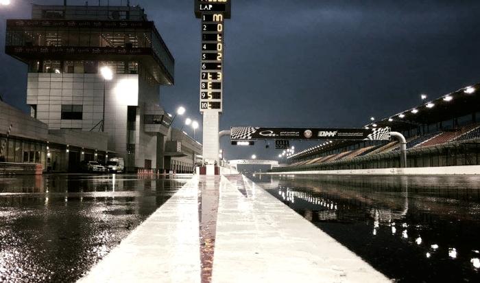 La pioggia rovina il day 1 dei test Moto3 e Moto2 in Qatar