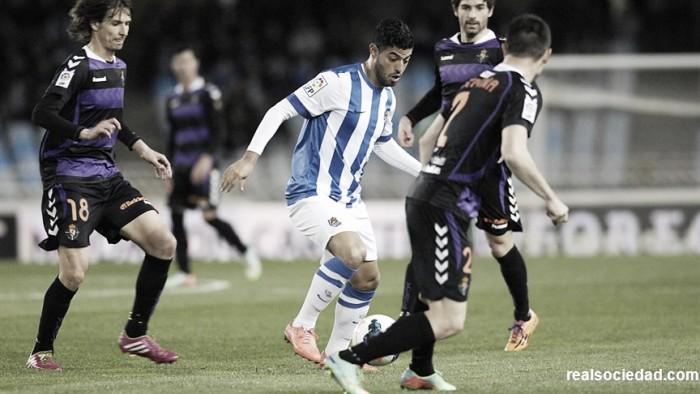 Real Valladolid y Real Sociedad, unidos por numerosas curiosidades