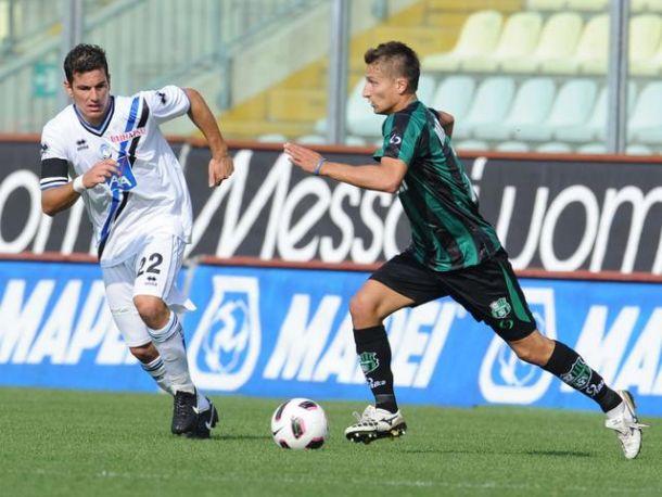 Diretta Sassuolo vs Atalanta, live della partita di Serie A