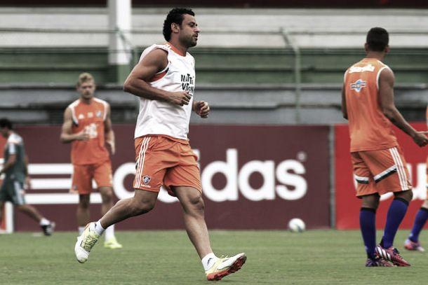 Fred treina, é relacionado e Fluminense está pronto para estrear no Brasileirão