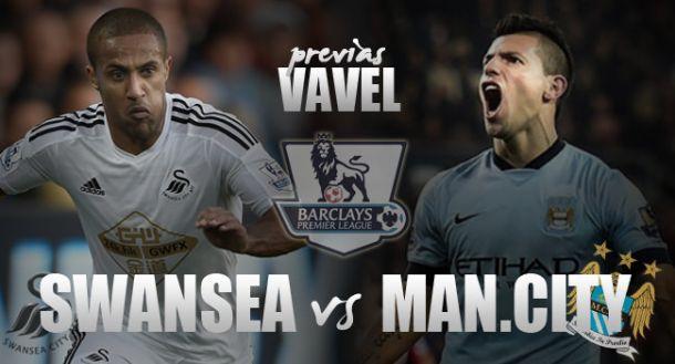 Swansea City - Manchester City: ilusiones u obligaciones