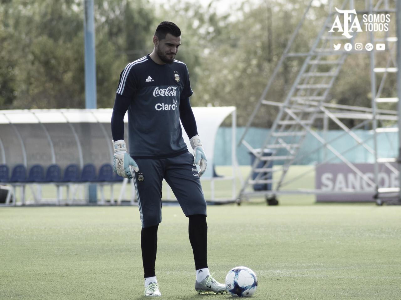 Vice-campeão mundial em 2014, goleiro Sergio Romero é contratado pelo Venezia