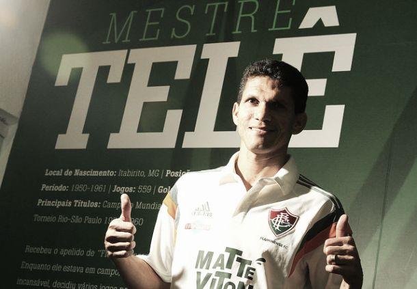 """Magno Alves assina com Flu e garante dedicação: """"Vou dar meu melhor"""""""