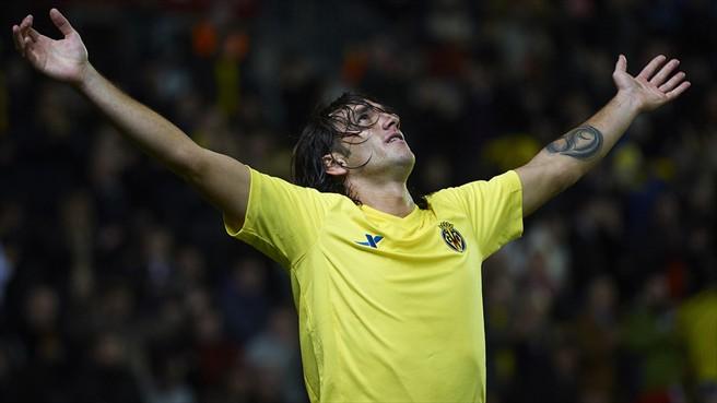 Gonzalo solo piensa en el Villarreal CF