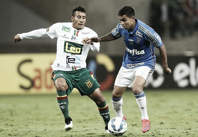 Gol e Melhores Momentos de Sampaio Corrêa x Palmeiras na Copa do Brasil (0-1)