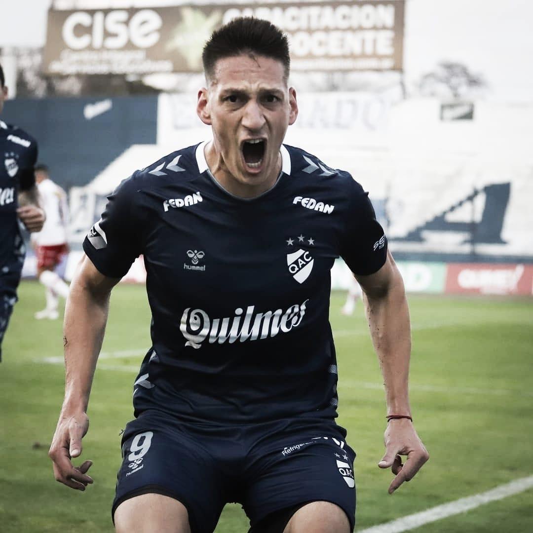 Los tres puntos se quedan en Quilmes