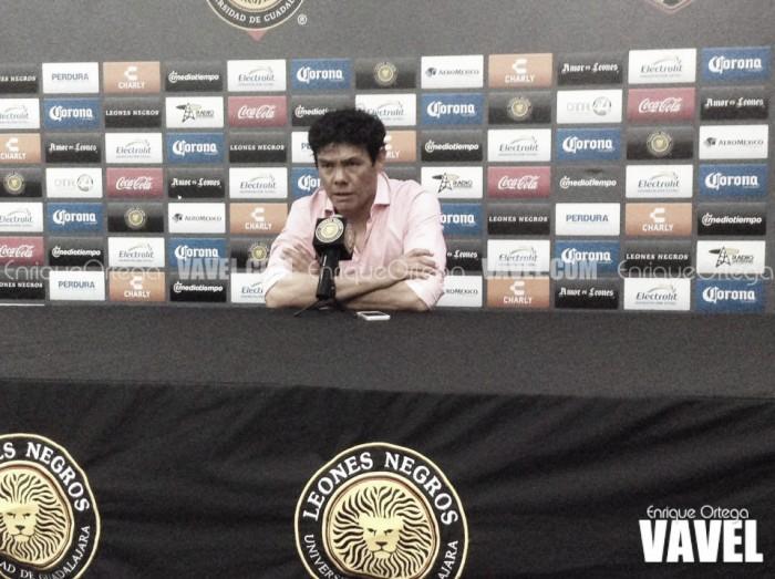 UDG juega liguilla desde ahorita, afirma Joel Sánchez