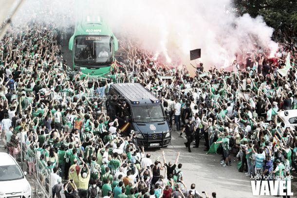 El Real Betis ya supera los 5000 abonados