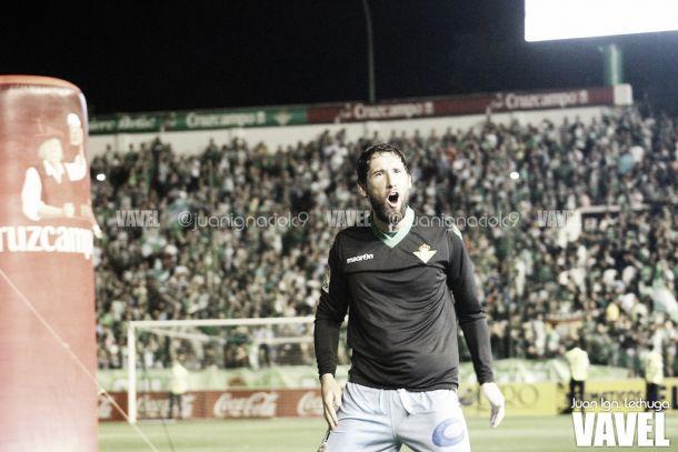 """Dani Giménez: """"Ha habido críticas constructivas, importantes para el ascenso"""""""