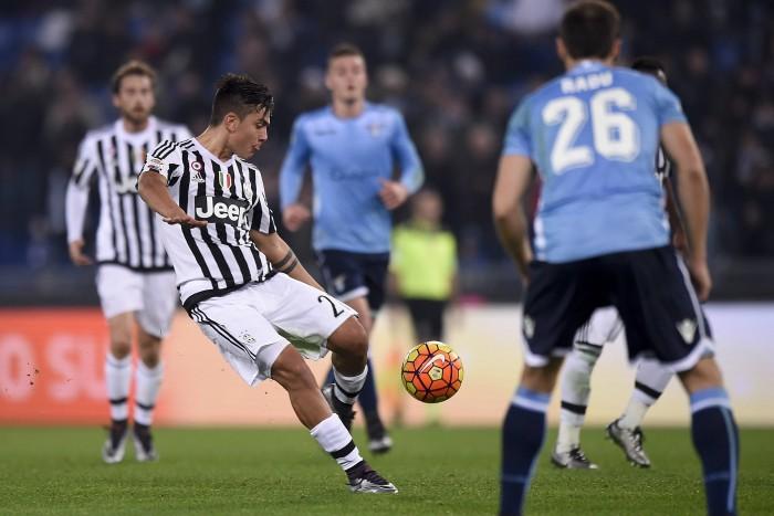 Live Lazio - Juventus in risultato Coppa Italia 2015/2016 (0-1, Lichtsteiner)