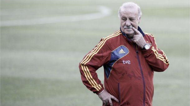 "Del Bosque teme jogo contra a Holanda: ""Vai nos criar dificuldades"""