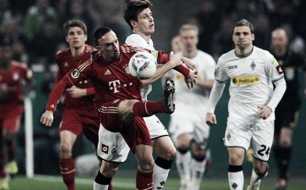 Resultado partido Borussia Monchengladbach - Bayern de Múnich en la Bundesliga 2014 (0-0)