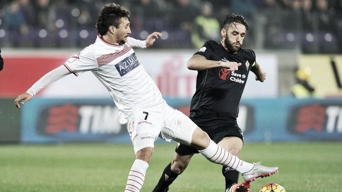 Fiorentina - Carpi: ganar para recortar distancias
