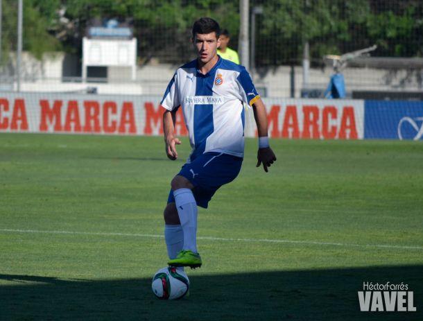 Aarón Martín, convocado con la selección sub-19