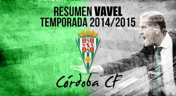 Resumen temporada 2014/15 del Córdoba CF: la falta de experiencia llevó al descenso