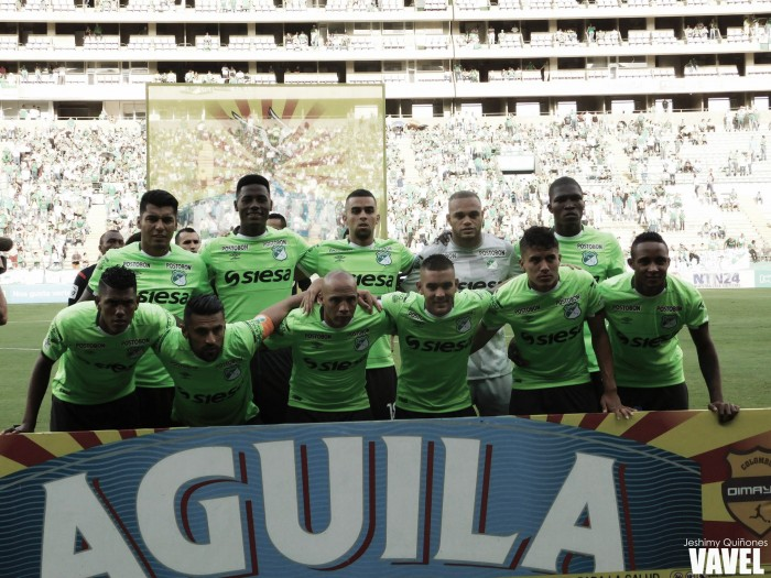 Datos del Deportivo Cali: Capítulo Bucaramanga