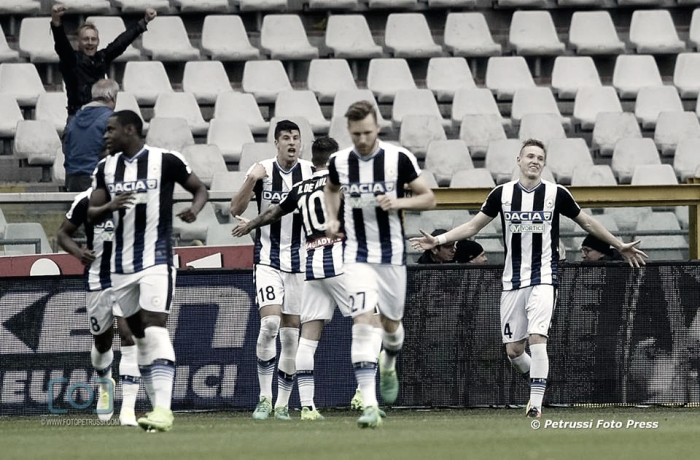 L'Udinese rimaneggiata ottiene un buon punto col Torino
