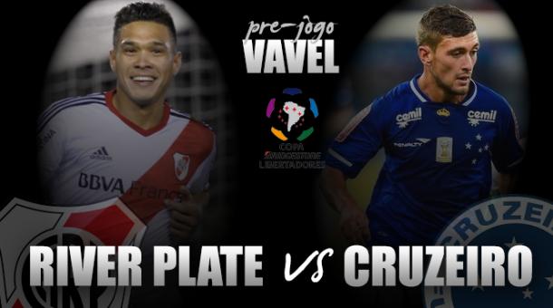 Após incidentes no La Bombonera, River Plate recebe o Cruzeiro pelas quartas da Libertadores