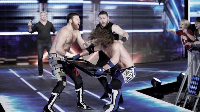 Resultados Smackdown Live 9 de enero de 2018: Shane McMahon 'abusa' de su poder