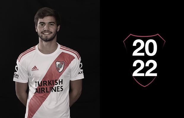 Santiago Sosa extendió su vínculo con el Millonario