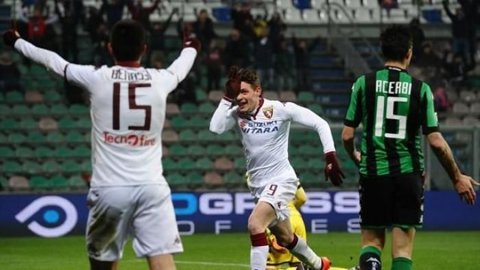 Torino - Sassuolo, le ultime