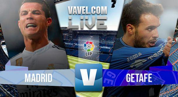 Real Madrid - Getafe: a subir nota de la temporada