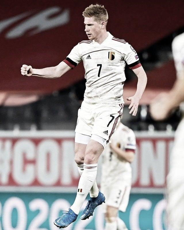 De Bruyne es intervenido a una semana del comienzo de la Eurocopa