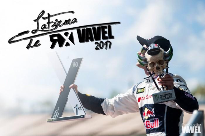 La firma del Barcelona Rallycross: Nada ni nadie que frene a Ekström