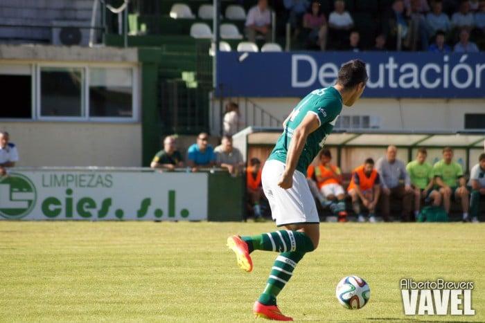 Alberto García, goleador inesperado