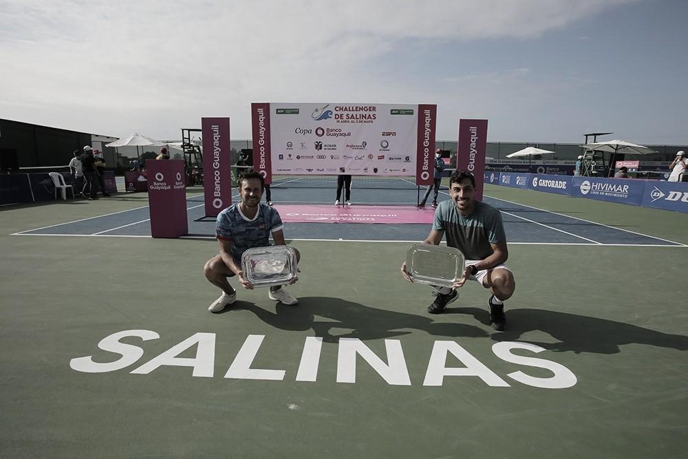 Fernando Romboli é campeão em Salinas e fatura seu 14º título de Challenger