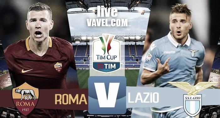 Roma - Lazio, semifinale Coppa Italia 2016/17 (3-2): Milinkovic ed Immobile regalano la finale a Inzaghi!