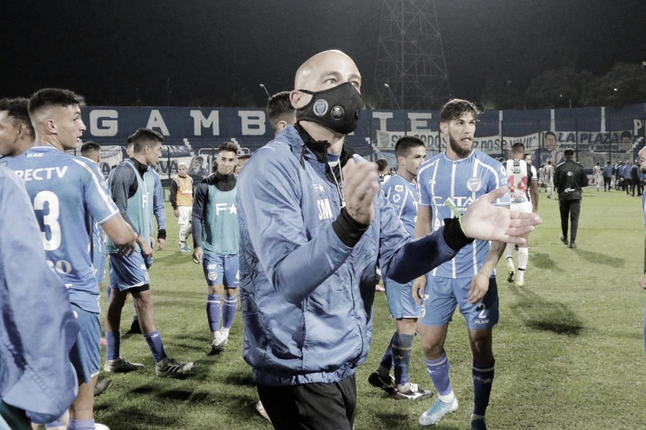 """Sebastián Méndez: """"Es un día de mucha alegría para todos los hinchas del club"""""""