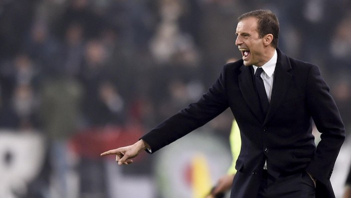 """Juventus, Allegri: """"Competizione che vale, non abbiamo ancora fatto niente"""""""