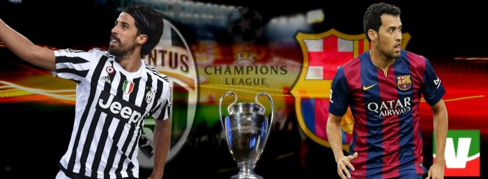 Verso Juve-Barça - Questione di equilibrio: Khedira e Busquets