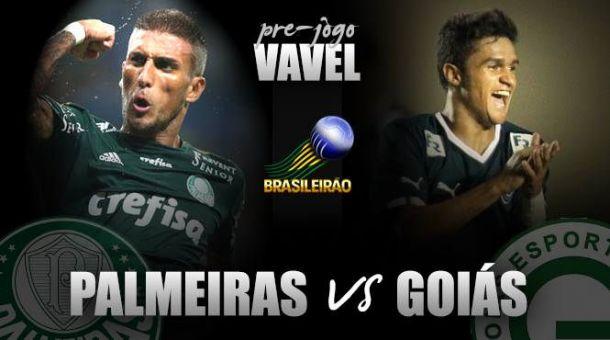 Em busca do primeiro triunfo no Campeonato Brasileiro, Palmeiras recebe Goiás no Allianz Parque