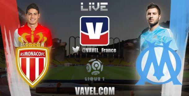 Live AS Monaco - Olympique de Marseille en direct