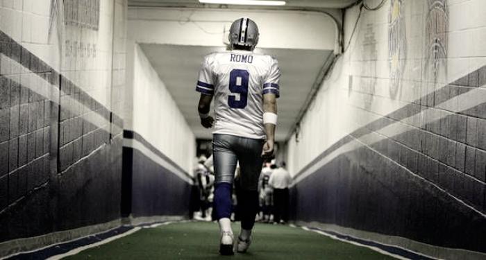 Tony Romo, el QB marginado por las lesiones