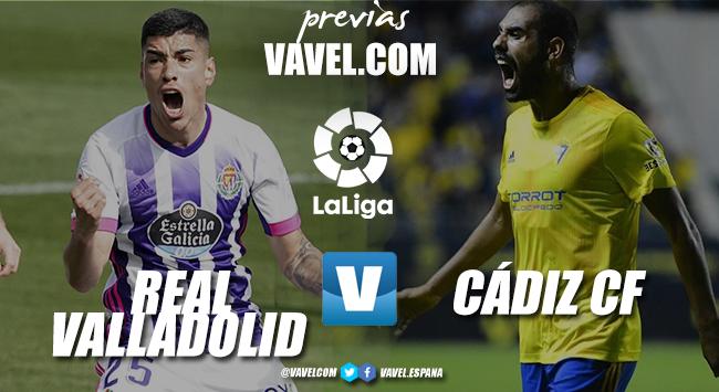 Previa Cádiz - Real Valladolid: la derrota no es una opción